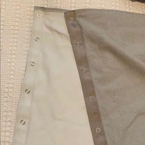 Lululemon snap wrap/scarf